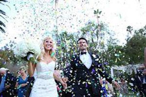 Intrattenimento a tema casinò per matrimoni
