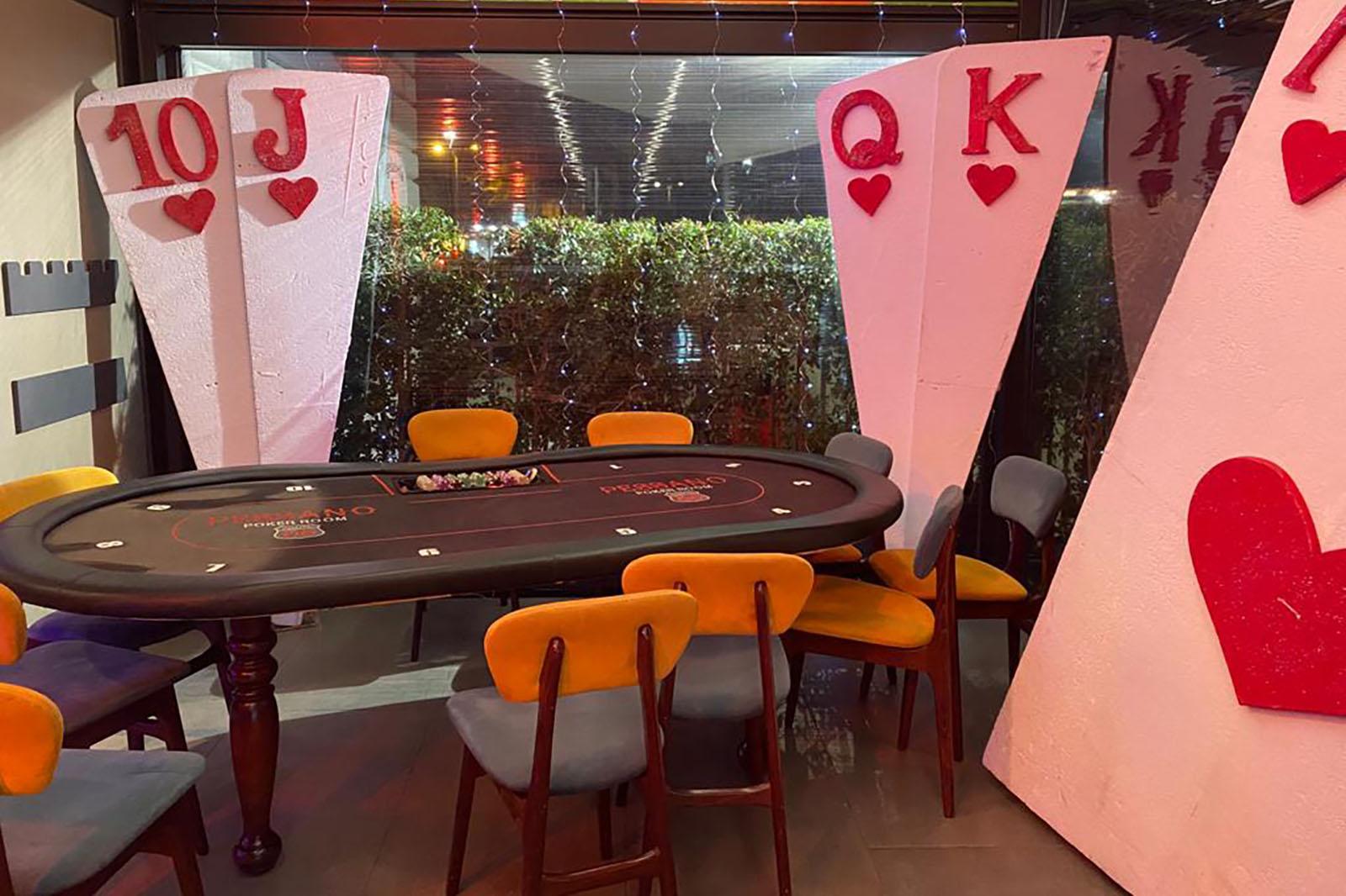 Noleggio tavoli da Roulette
